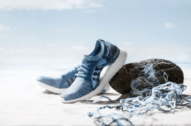 8463e09b66c Adidas launching range of UltraBoost trainers made from recycled ...