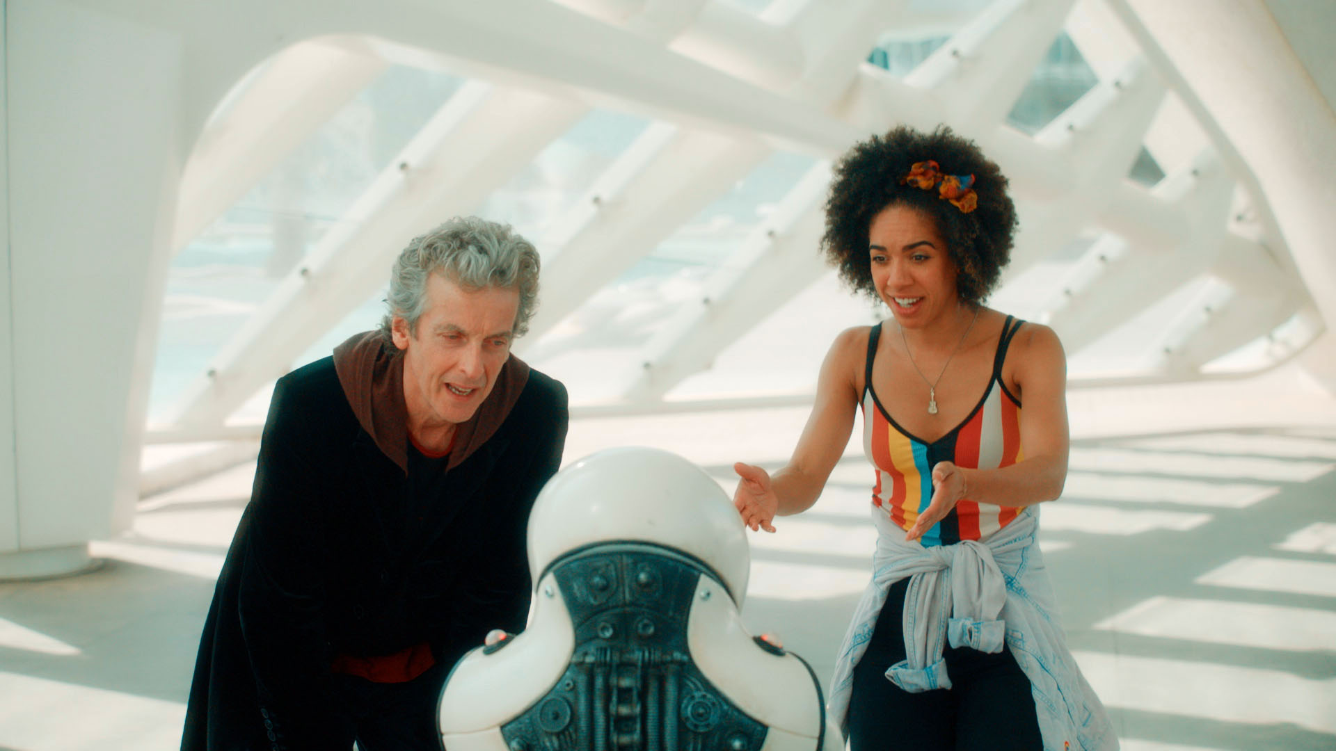 Doctor Who series 10 episode 2: When is it on and what is it about?