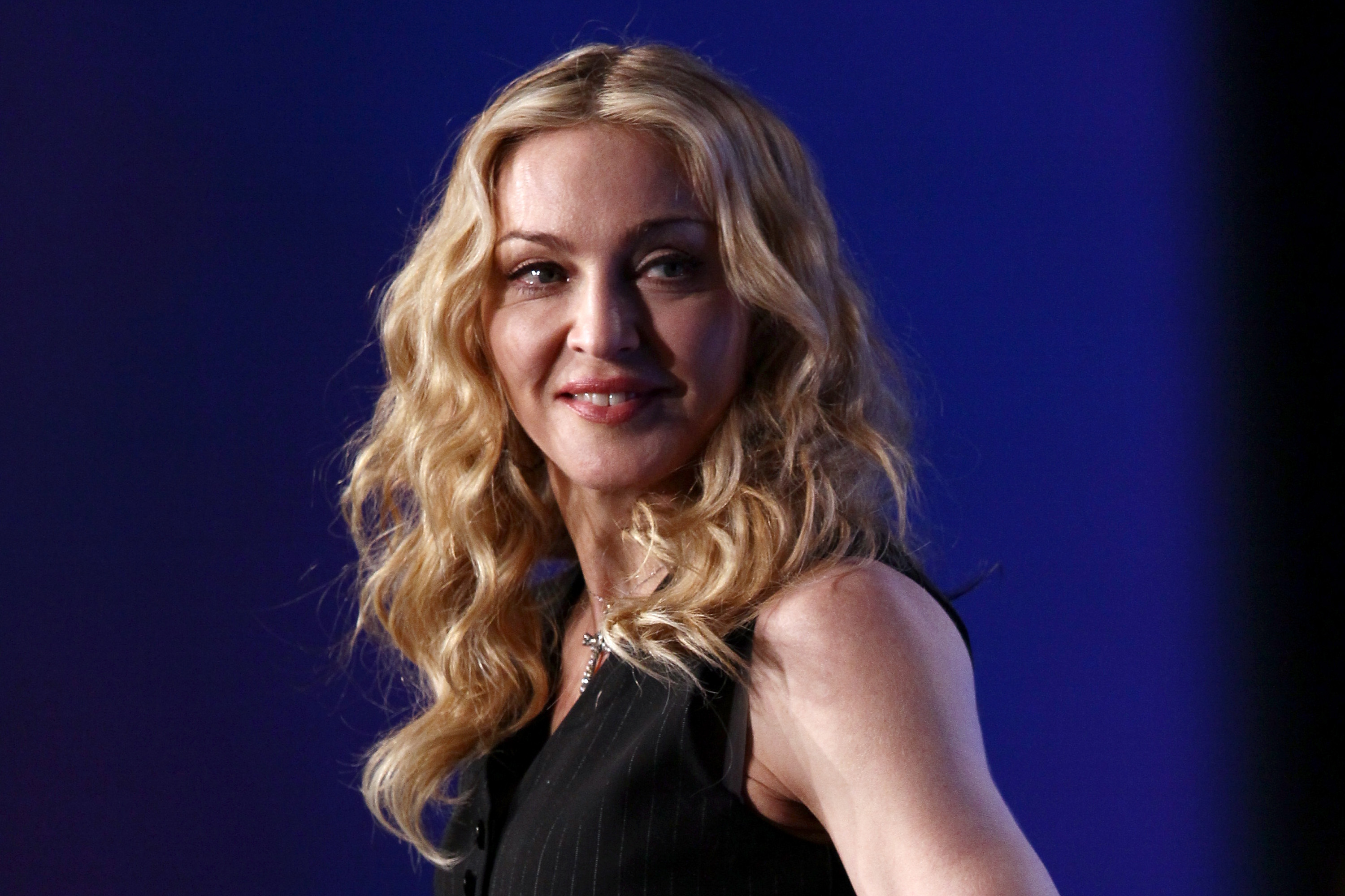 'Only I can tell my story': Madonna doesn't sound happy they're making a movie about her
