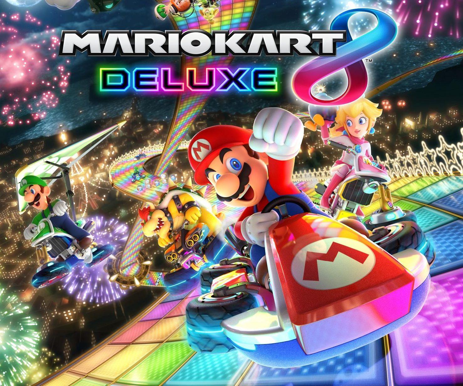 Mario Kart 8 Deluxe review – kart d'or