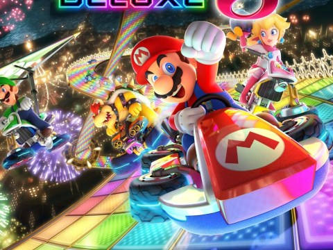 Mario Kart 8 Deluxe review – kart d'or