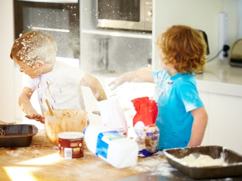 12 top tips for cooking with your kids