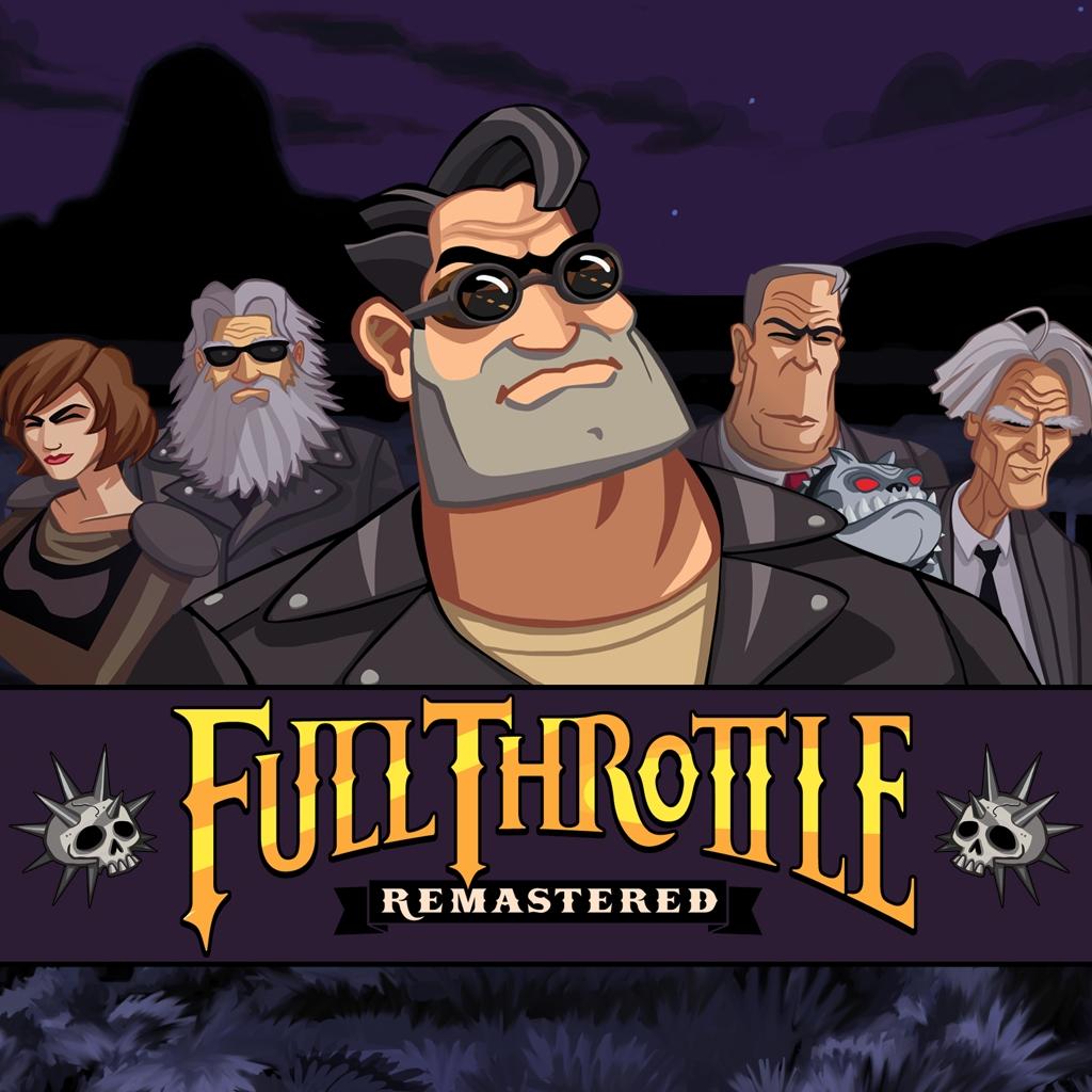 Full Throttle Remastered review – easy rider
