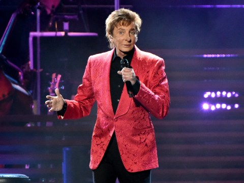 Barry Manilow eyes Bruno Mars duet, saying: 'He's a crazy performer'