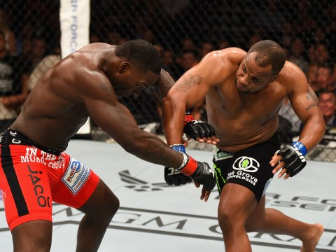 Anthony Johnson insists the first time he faced Daniel Cormier he was not himself