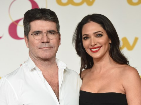 Lauren Silverman jets back from New York to be with Simon Cowell after his fall