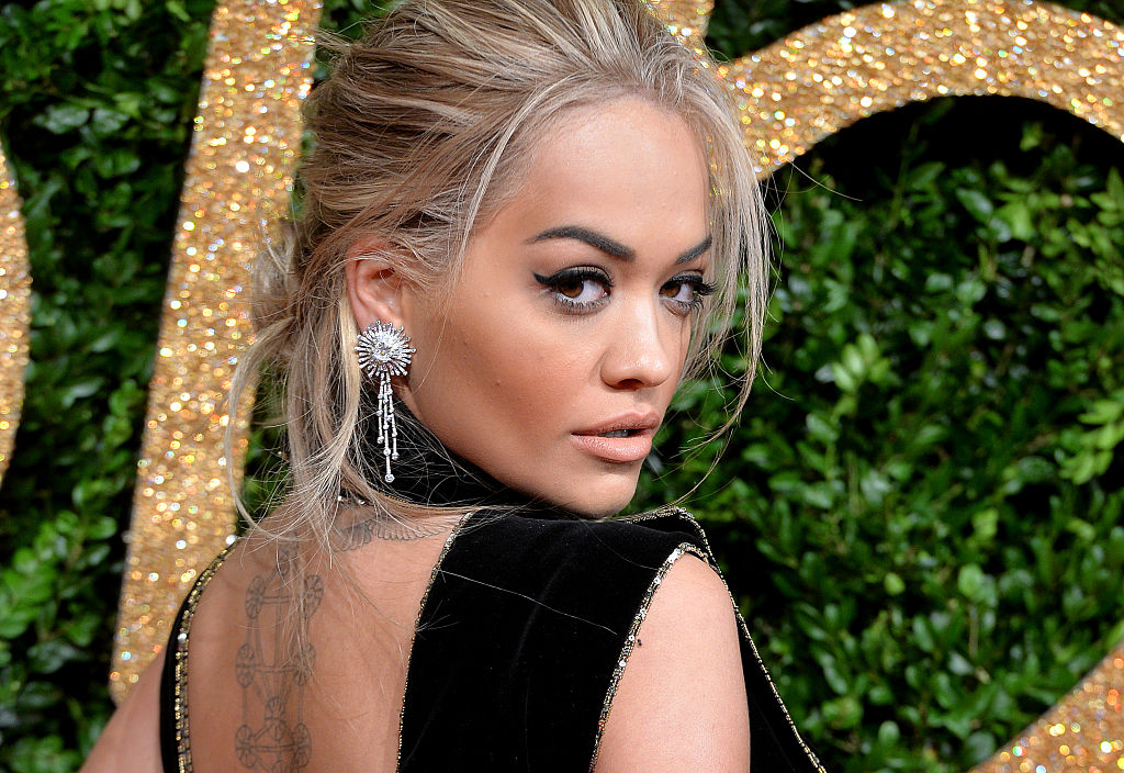 Rita Ora returns to music with new track Your Song penned by Ed Sheeran