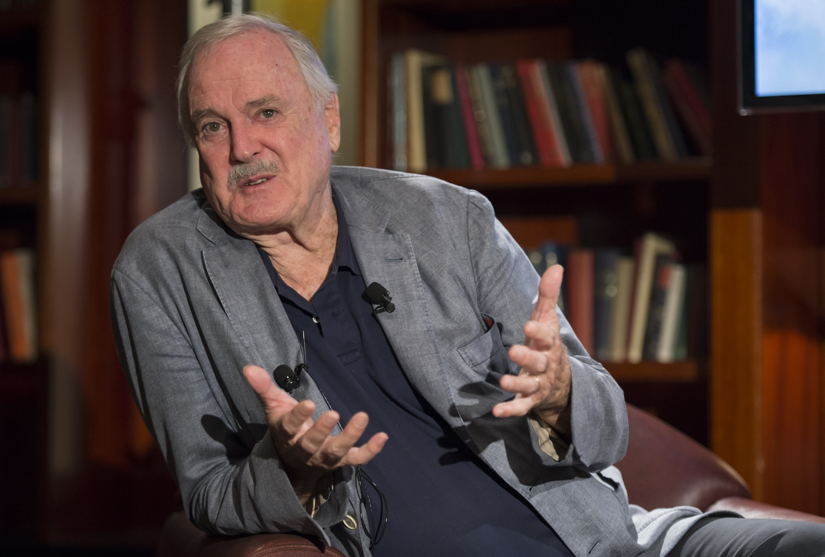 John Cleese is having to eat his words over 'worthless' General Election tweet