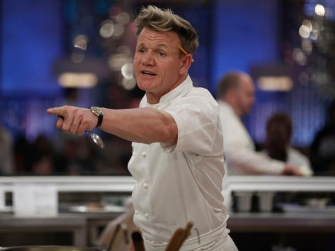 Gordon Ramsay reveals he turned down Great British Bake Off because it was 'sloppy seconds'