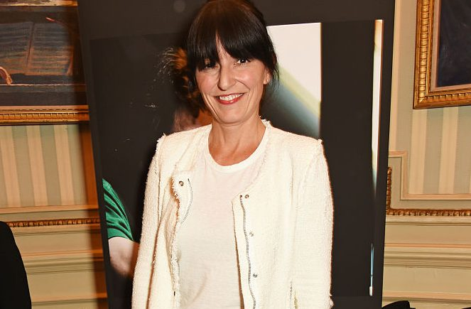 Davina McCall 'won't ever stop' attending Alcoholics Anonymous meetings