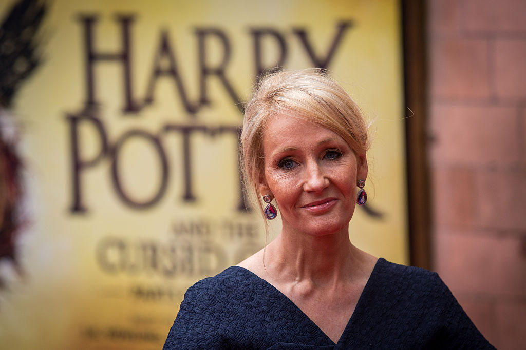 JK Rowling unable to watch 'immensely talented' Harry Potter And The Cursed Child cast win record-breaking amount of Olivier awards