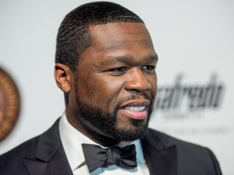 50 Cent 'punches' female fan who pulled him off stage in Baltimore