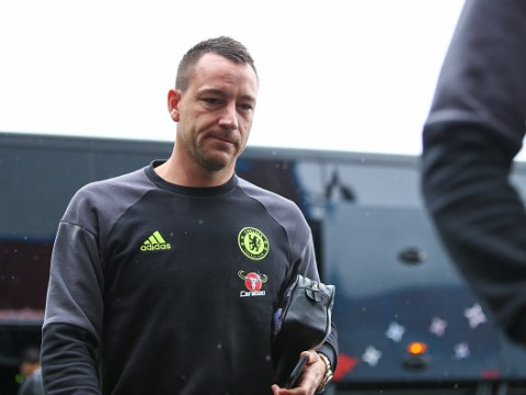 Gary Neville thinks John Terry 'pre-agreement' with new club may be about to leak