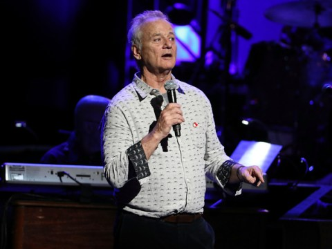 Actor Bill Murray is branching out into classical music – and he's releasing an album this summer