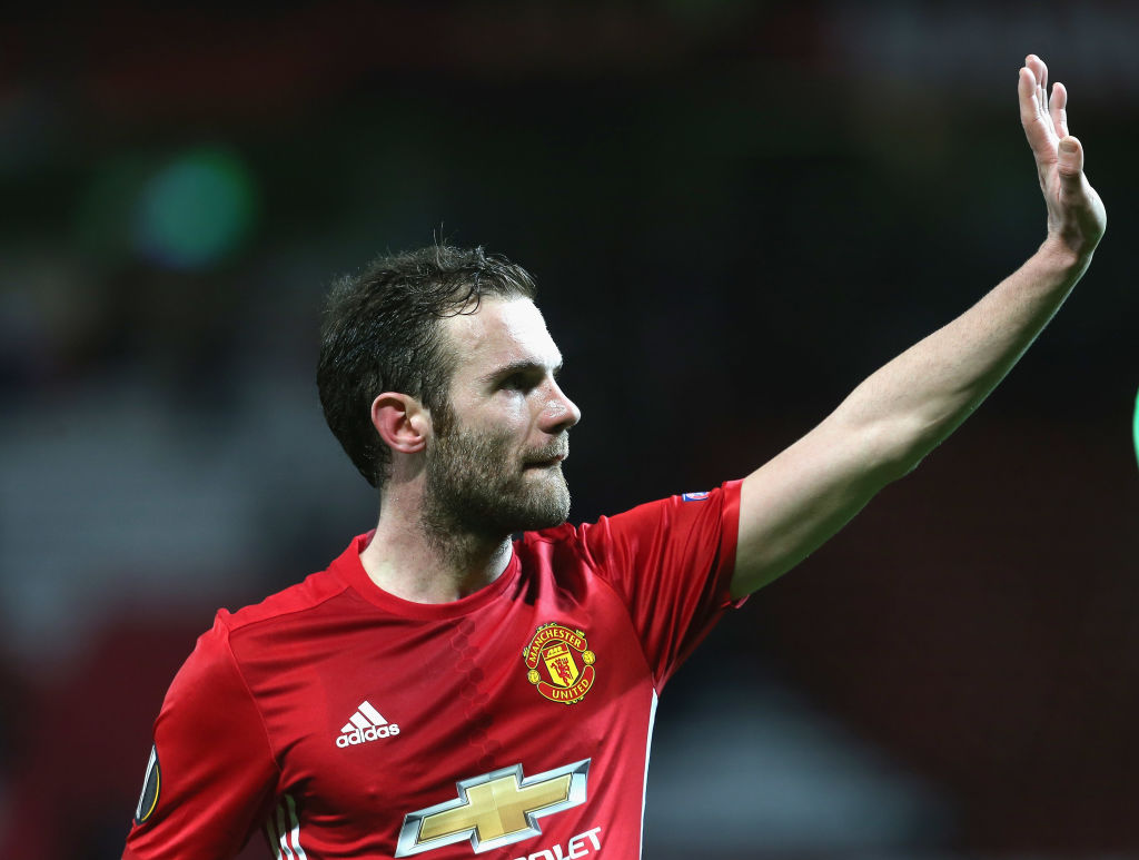 Manchester United want to sell Juan Mata this summer and Jose Mourinho already has a replacement