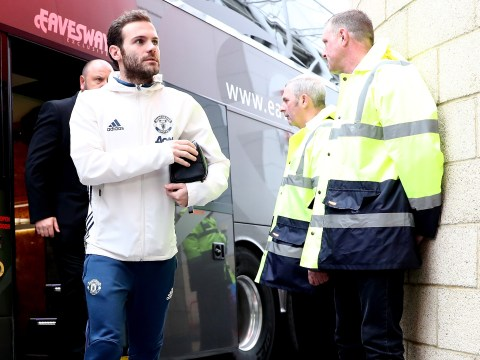 Manchester United star Juan Mata provides promising injury update following surgery
