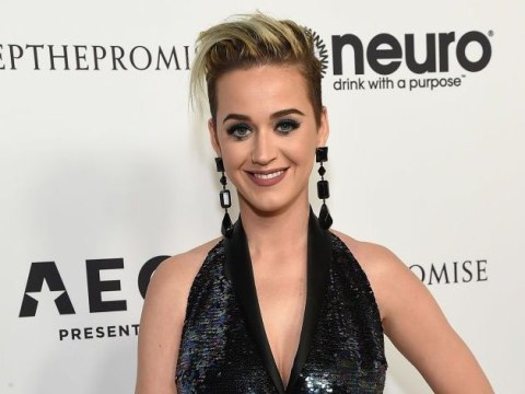 Katy Perry says new album is not about Bad Blood: 'It's not calling out one particular person'