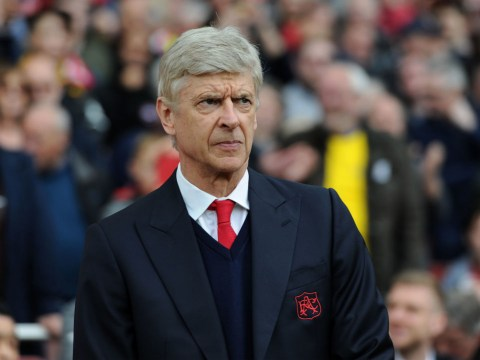 Arsene Wenger appears to admit fan protests are having a negative effect on Arsenal