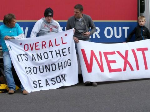 Gilberto Silva slams 'ungrateful' Arsenal fans for Arsene Wenger treatment