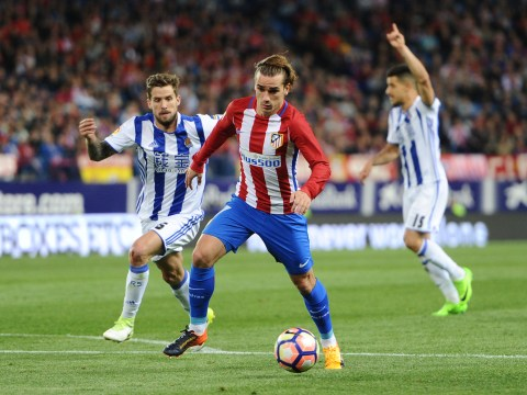 Antoine Griezmann representative confirms Manchester United and Chelsea transfer approaches