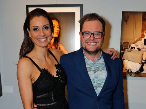 Former winner Alan Carr and pal Melanie Sykes to present the 2017 British LGBT awards
