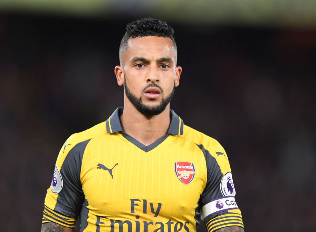 Arsene Wenger admits Theo Walcott's verdict on Arsenal's defeat to Crystal Palace was unacceptable