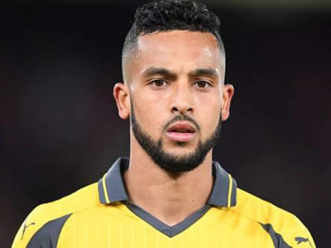 Arsenal fans think they know the real reason Theo Walcott has been dropped at Middlesbrough
