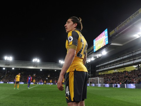 Hector Bellerin forgot how to defend for Arsenal this season, says Arsene Wenger