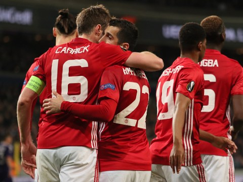 Michael Carrick rips into team-mates after Anderlecht 1 Manchester United 1