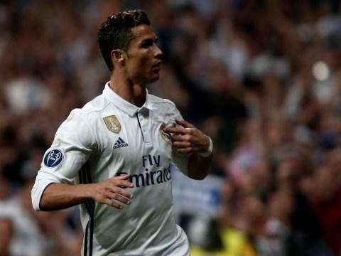 Zinedine Zidane hits out at Real Madrid fans who whistled Cristiano Ronaldo