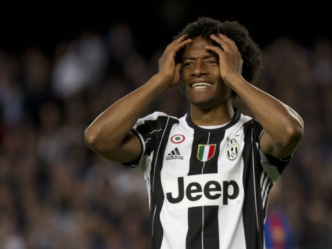 Juan Cuadrado appears to have accidentally just leaked a photo of the new Juventus kit