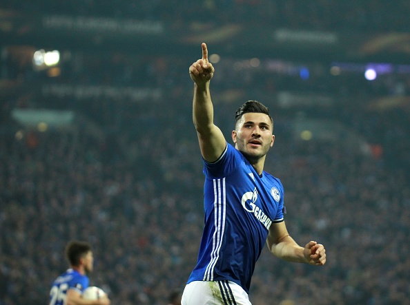 Arsenal fans say goodbye to Nacho Monreal as Sead Kolasinac bags two Schalke assists against Ajax
