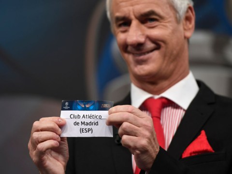 A Spanish newspaper thinks there was something very suspicious about the Champions League draw