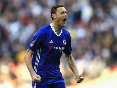 John Terry reveals Chelsea team-mate Nemanja Matic told him he would score v Tottenham at half-time