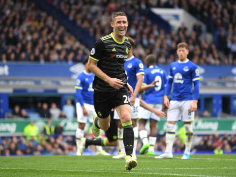 Gary Cahill cranks up pressure on Tottenham Hotspur after Chelsea victory v Everton