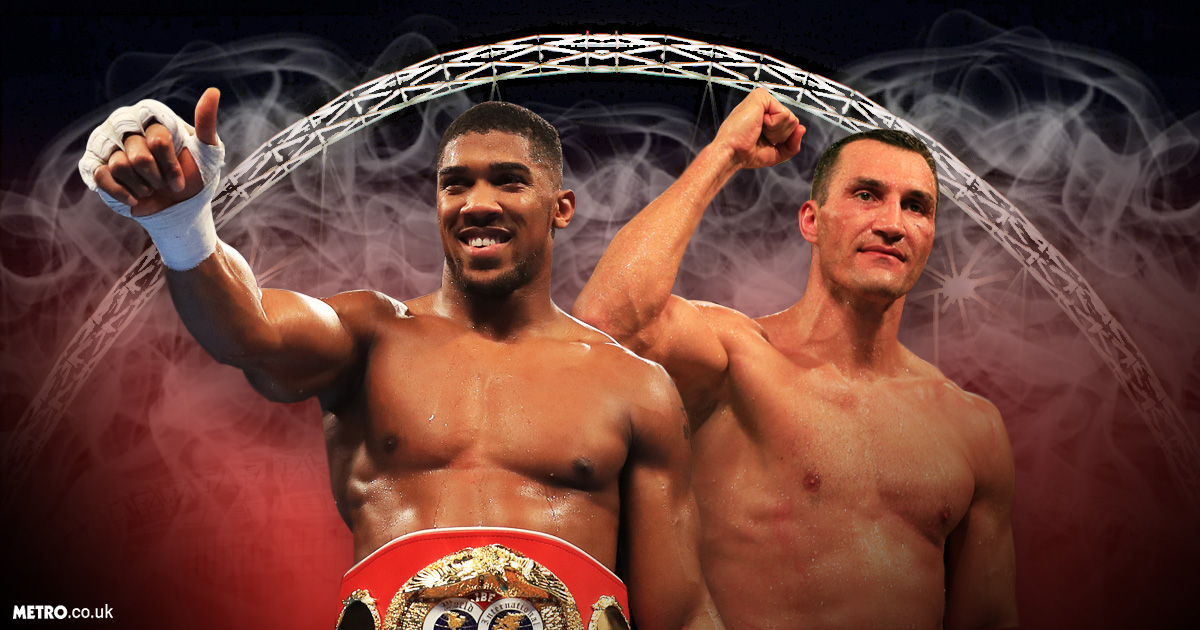 5026e56651f Anthony Joshua vs Wladimir Klitschko preview  A 50 50 fight for ...