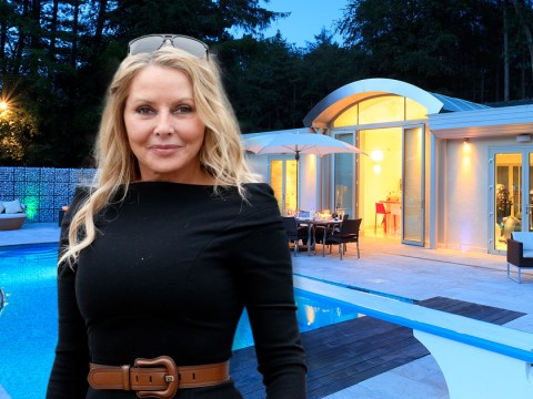 Carol Vorderman knocks £100,000 off the asking price of her £2.6 million house after it fails to sell