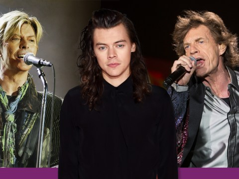 Harry Styles 'to shun One Direction in bid to emulate David Bowie and Mick Jagger'