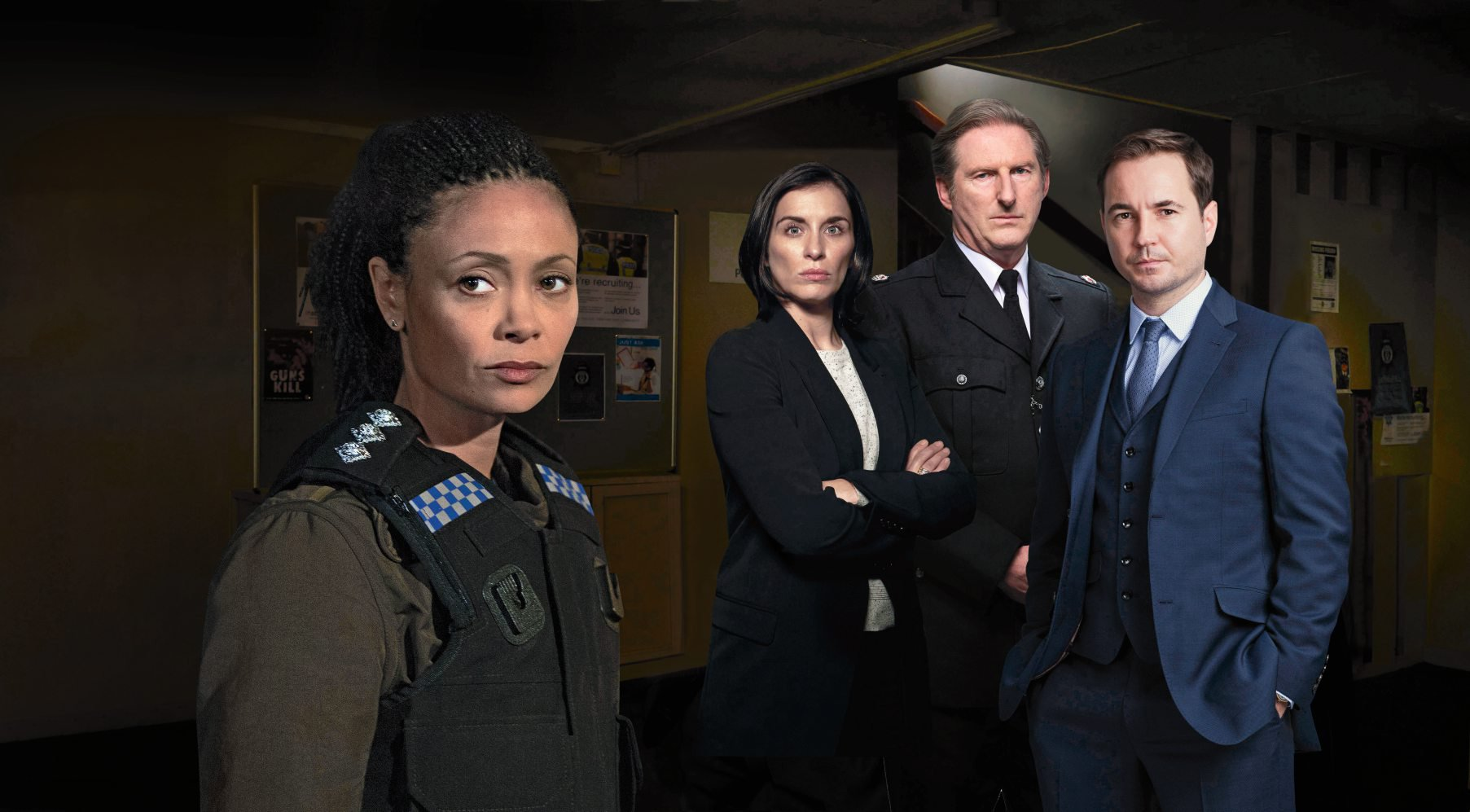 Line Of Duty series four spoilers: Identity of Tim Ifield's murderer revealed in action packed finale