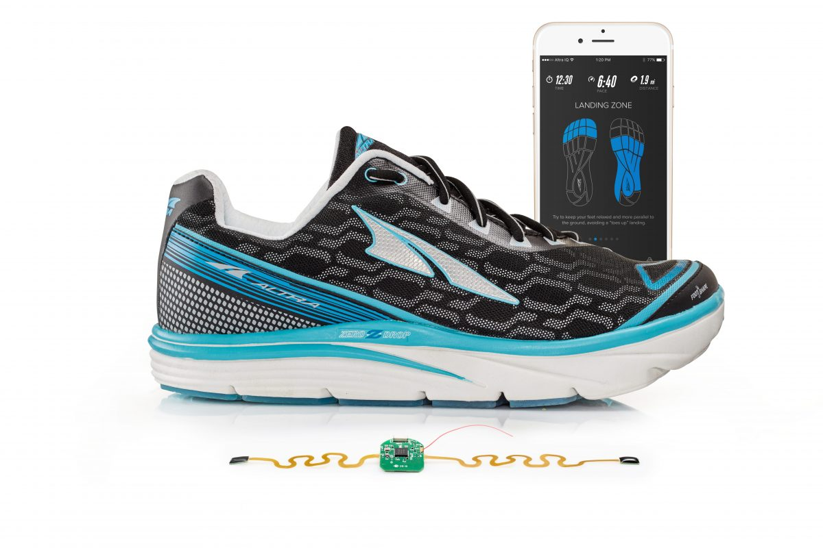 These smart shoes double up as a personal trainer and tell you how to run better while you're at it