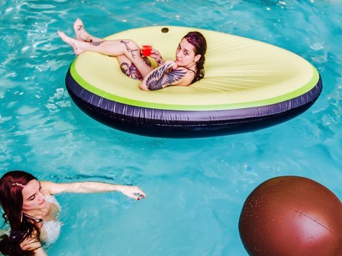 An avocado pool float now exists to make your holiday even more millennial