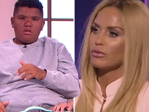 Katie Price sickened by disgusting troll who created 'shocking' fake sex video of son Harvey