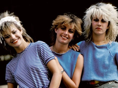 Bananarama set to return for huge UK tour after almost 30 years