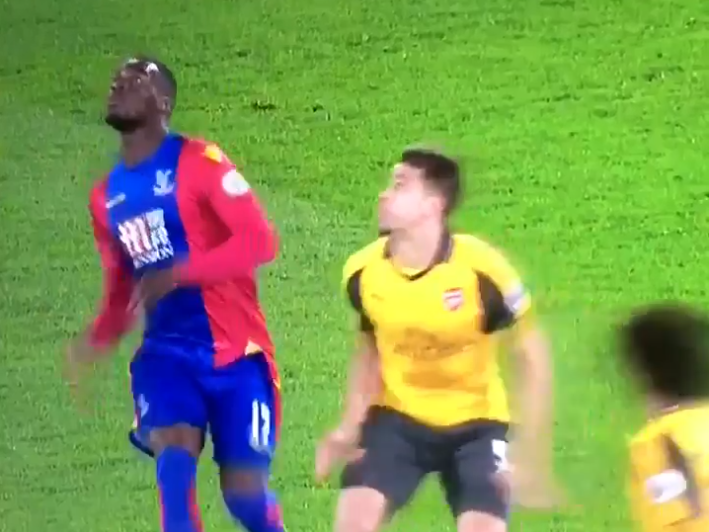 Jamie Carragher rages at Gabriel Paulista and Arsenal's defending v Crystal Palace