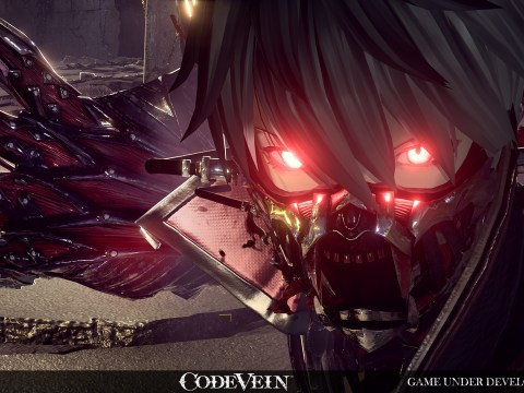 Bandai Namco's new Code Vein sounds a lot like Dark Souls
