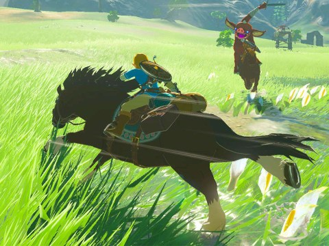 Tricks and competitive myths: Inside the race to be the fastest Zelda: Breath Of The Wild speedrunner