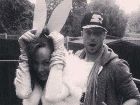 Duncan James posts playful tribute to 'my own little mischievous Easter bunny' Tara Palmer-Tomkinson