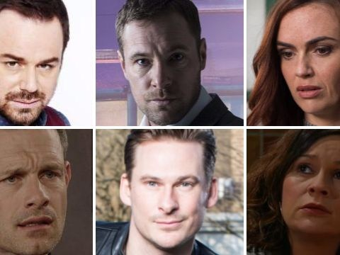 The latest soap cast changes of exits, returns and arrivals ahead in EastEnders, Corrie, Emmerdale and Hollyoaks