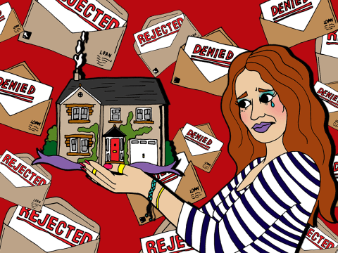 Think buying in London can't get any more challenging? Try being single