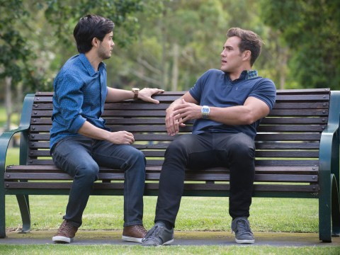 Neighbours spoilers: David takes a chance on romance with Aaron but it backfires disastrously